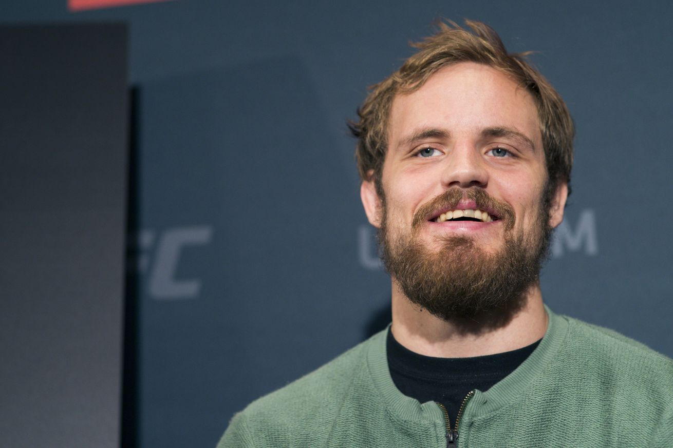 community news, Rematch with Demian Maia is a 'dream' for Gunnar Nelson