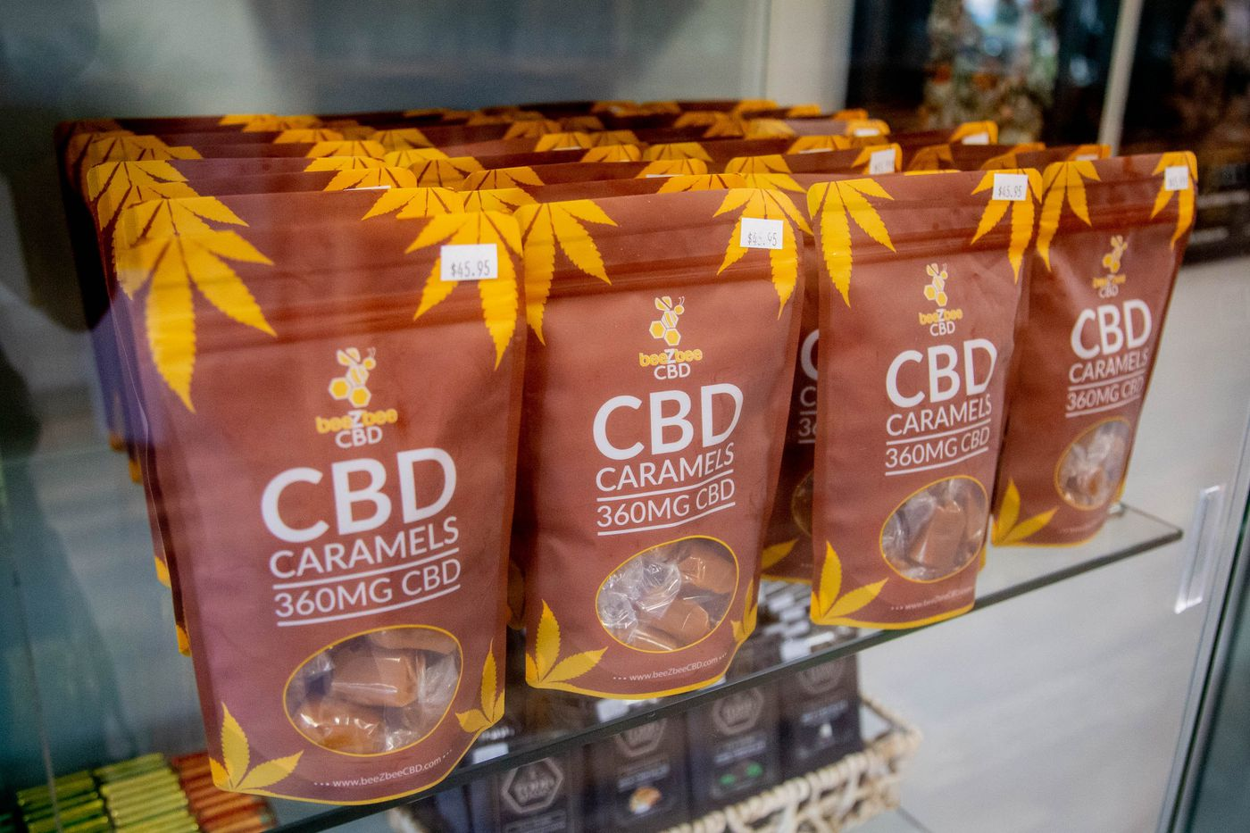 CBD oil is in lotions, bath bombs and drinks  What is it