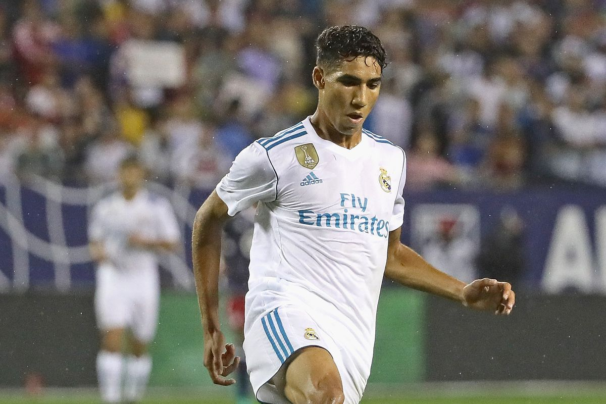 Achraf Hakimi Promoted to Real Madrid First Team - Managing Madrid