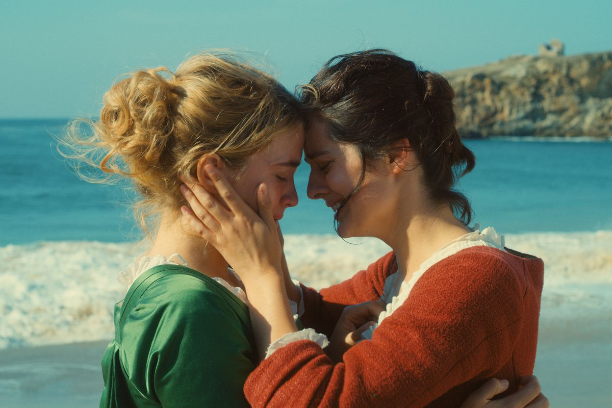 Heloise and Marianne fall in love just in time to be parted.