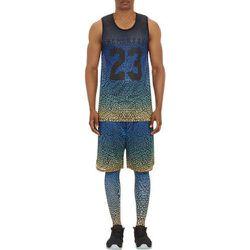 "Elephant-Print ""23"" Basketball Jersey, $155"