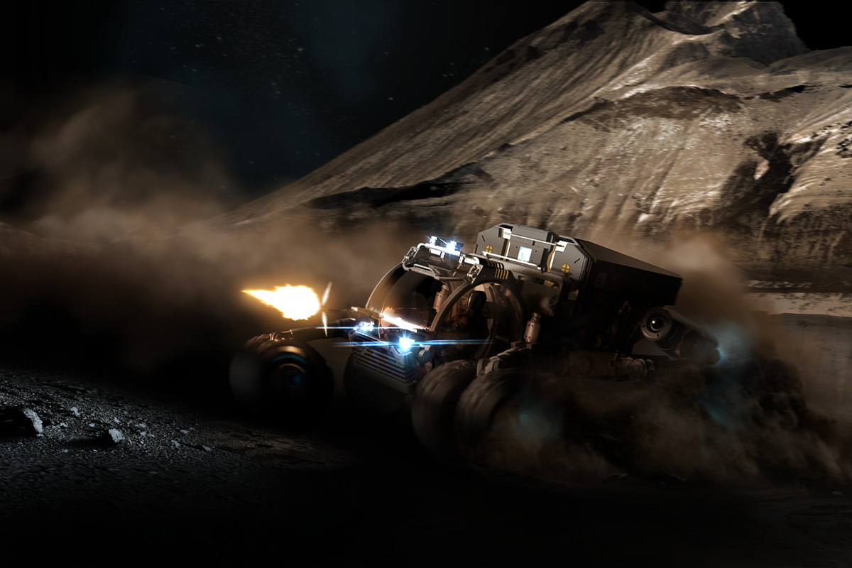 Theres A Gold Rush Going On In Elite Dangerous Heres How To Get