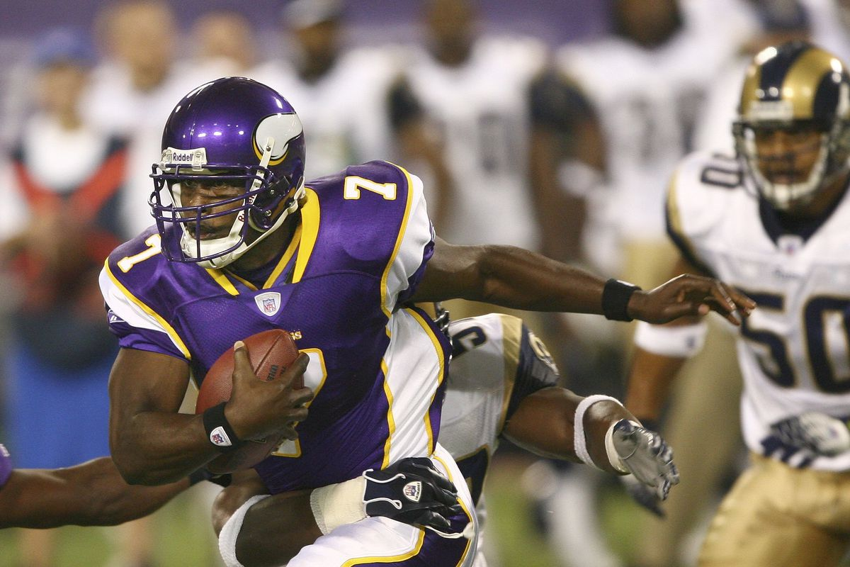 St. Louis Rams v Minnesota Vikings