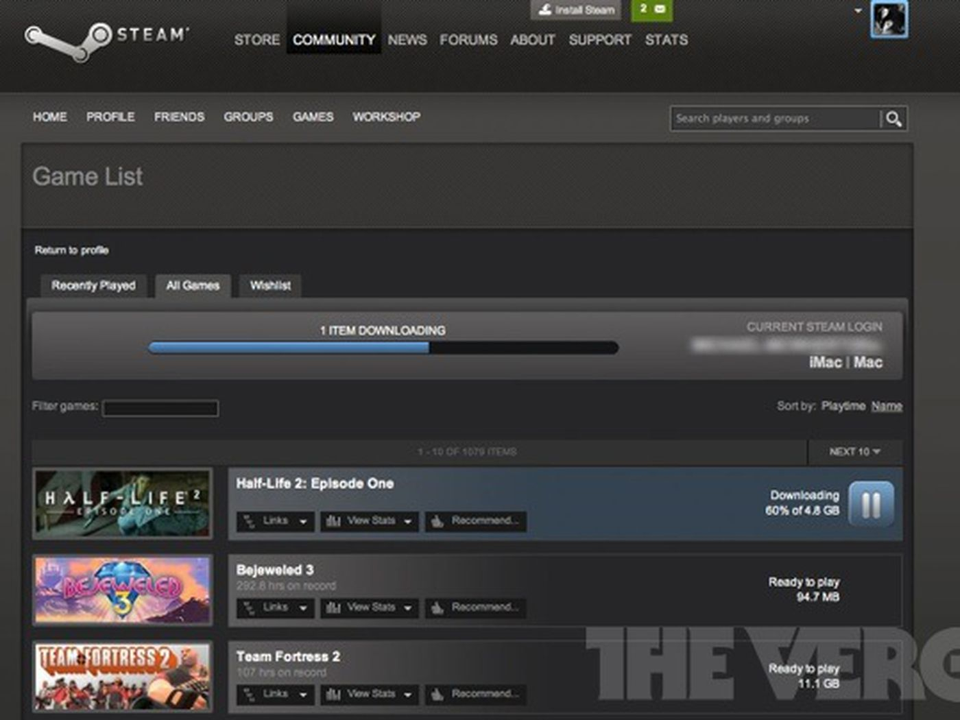 Valve takes remote downloads for Steam out of beta - The Verge