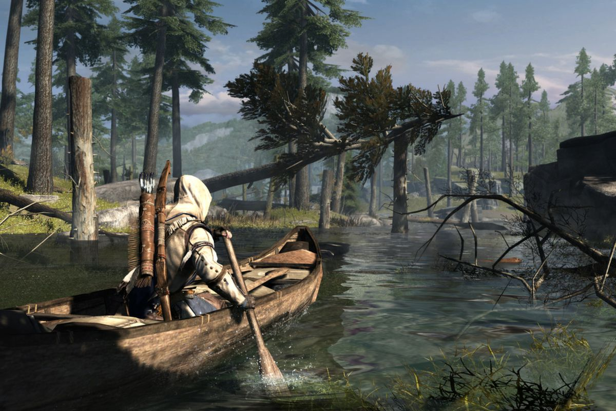 Assassin's Creed 3 Remastered coming at the end of March - Polygon