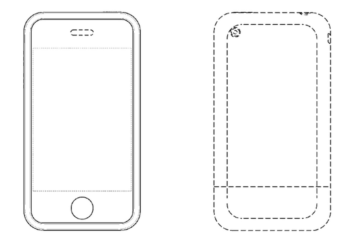 Samsung infringed on Apple iPhone design patents, but not ...