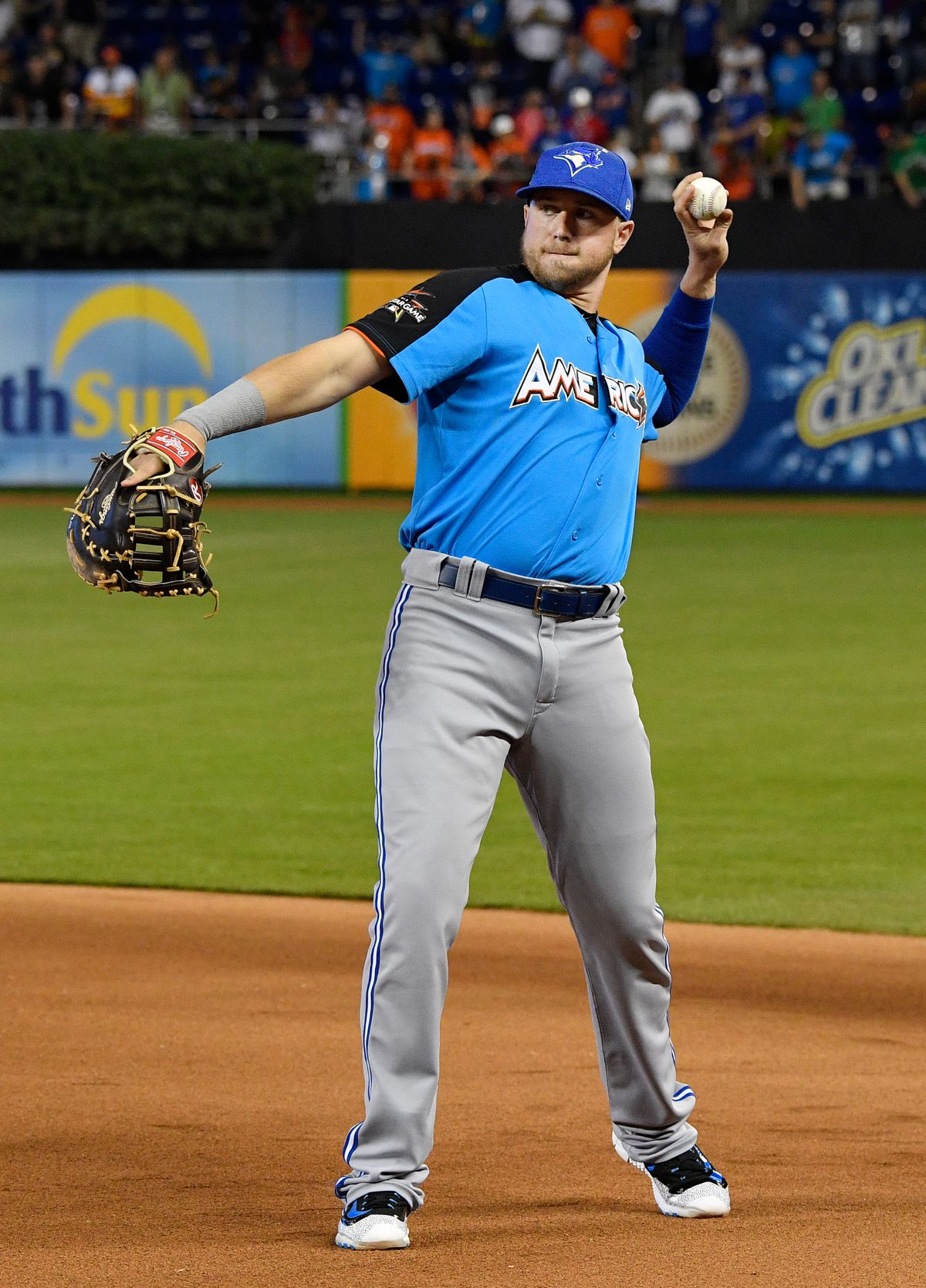 88th MLB All-Star Game - Batting Practice