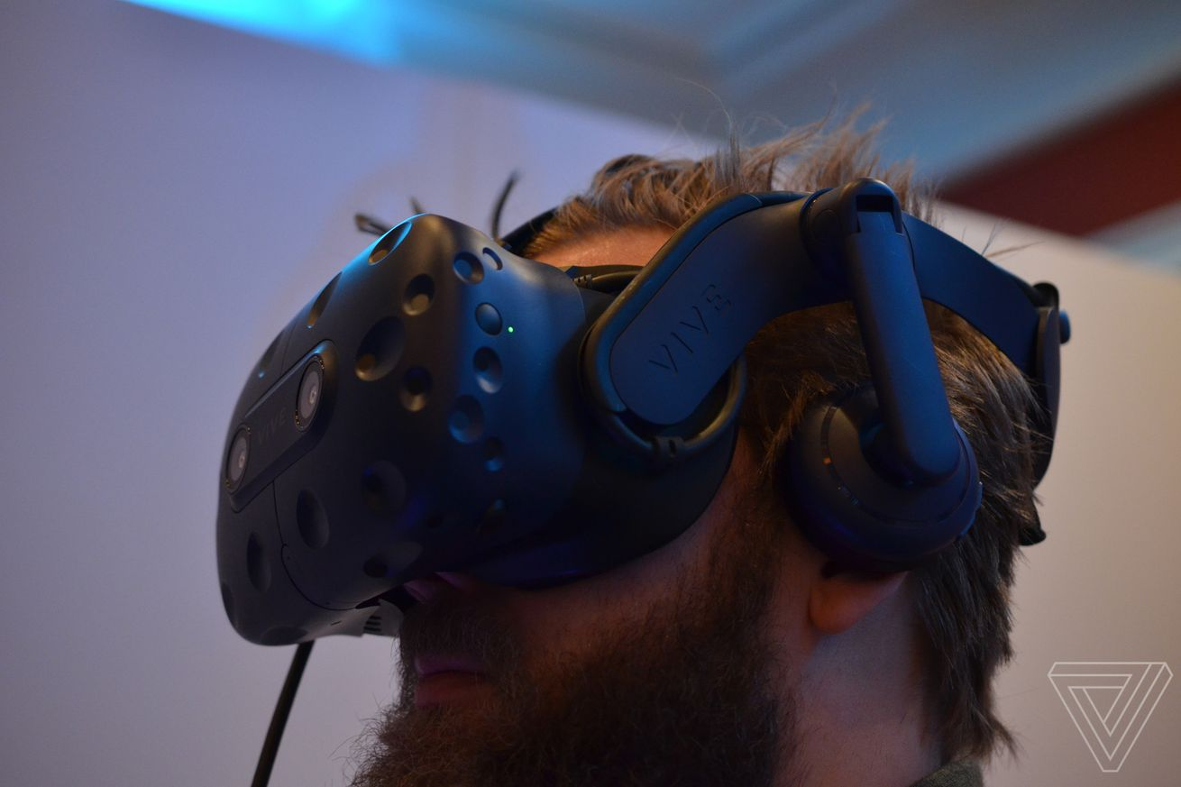 htc drops vive to 499 and opens preorders for 799 headset only vive pro