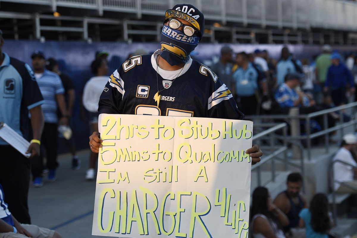 dcc144f1 No, the NFL isn't about to send the Chargers back to San Diego ...