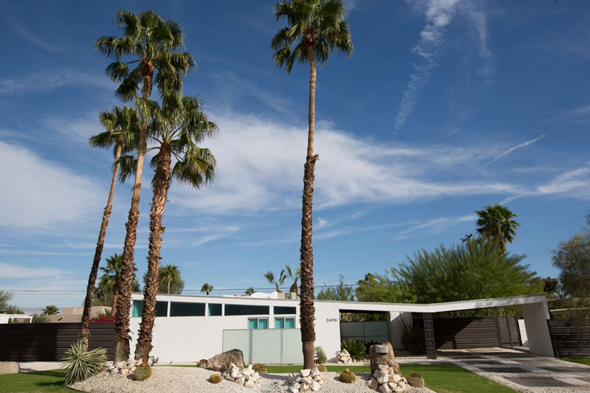 Le Corbusier S Forgotten Design Socal S Iconic Butterfly