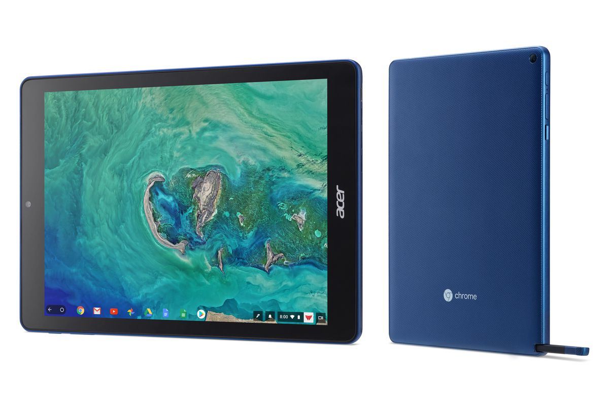 The first Chrome OS tablet is here - The Verge