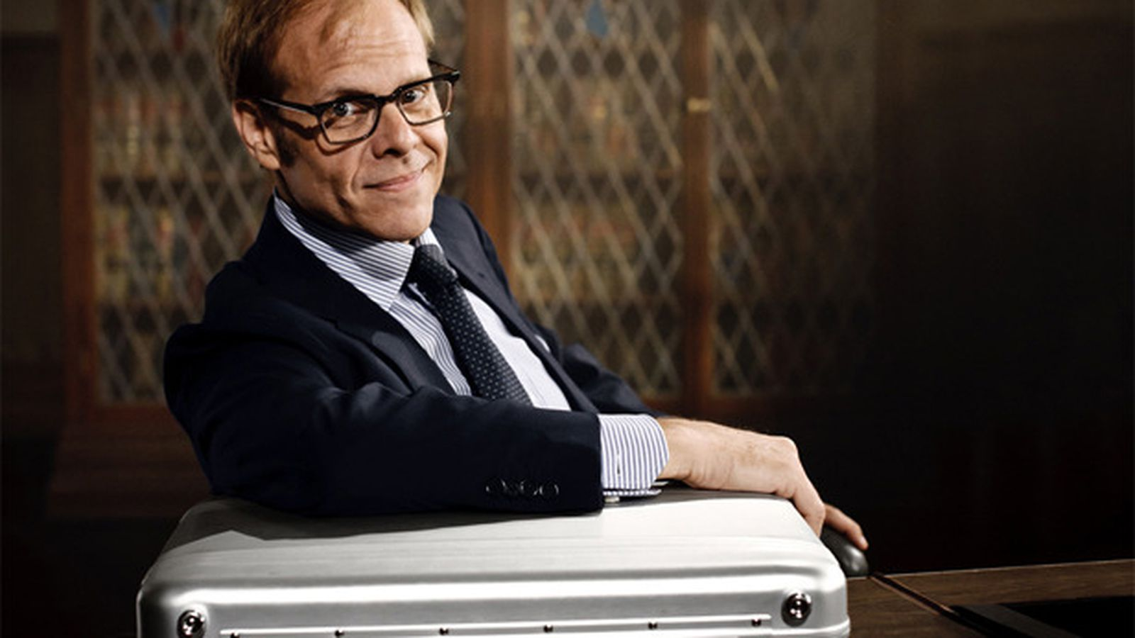 Alton Brown on His Tour, Food TV, & Culinary School