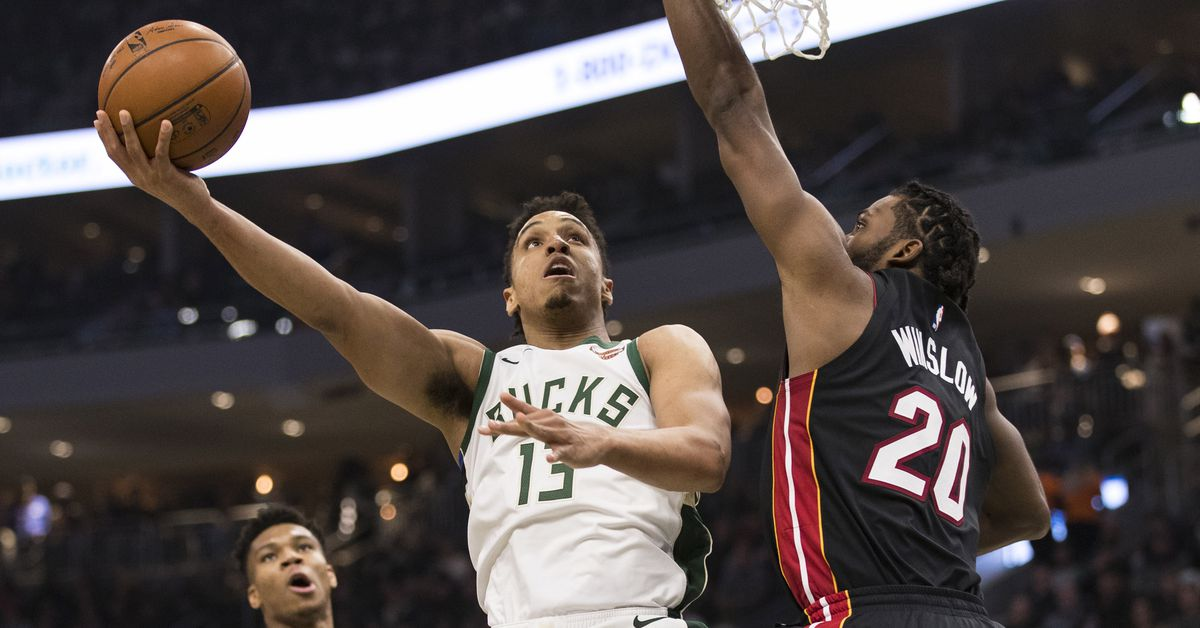 Heat Vs Bucks Image: Bucks Vs. Heat Game Thread