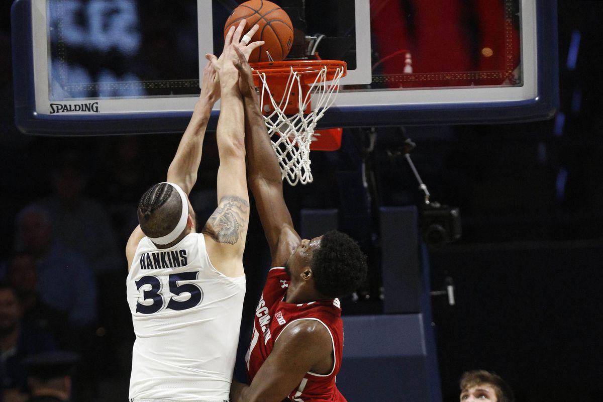 NCAA Basketball: Wisconsin at Xavier