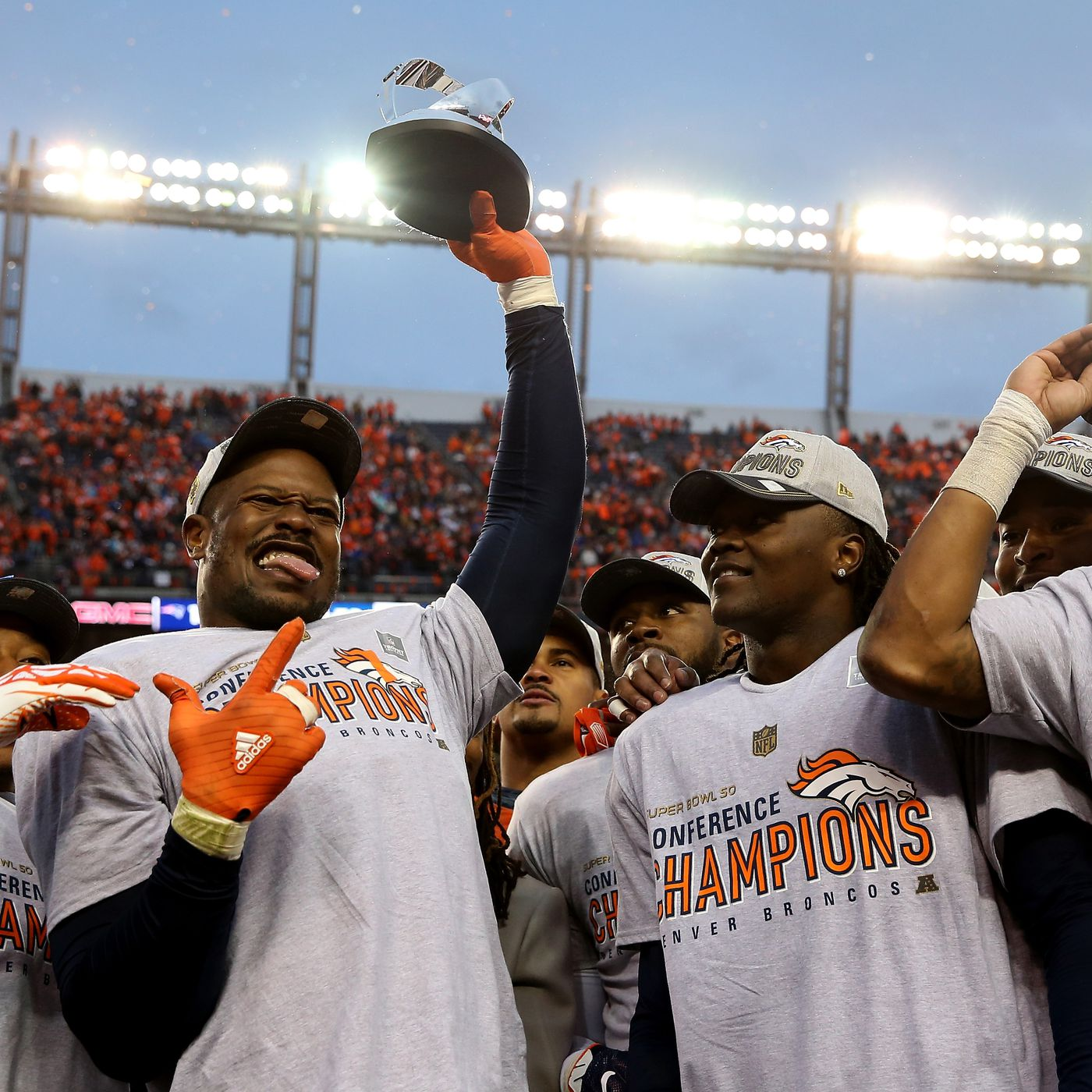 26a909954 NFL playoffs 2016 bracket and schedule  Broncos advance to Super Bowl with  win over Patriots