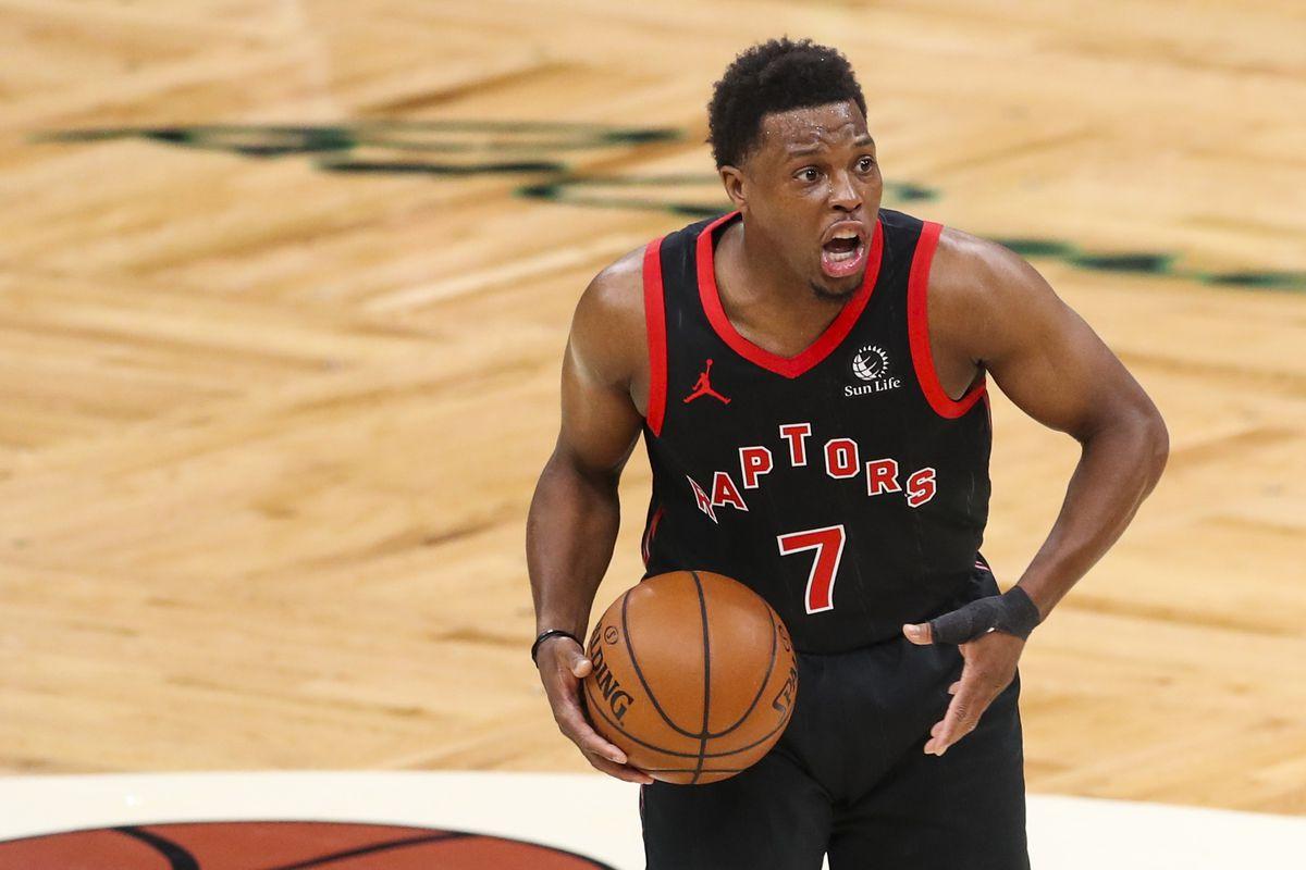 Toronto Raptors v Boston Celtics