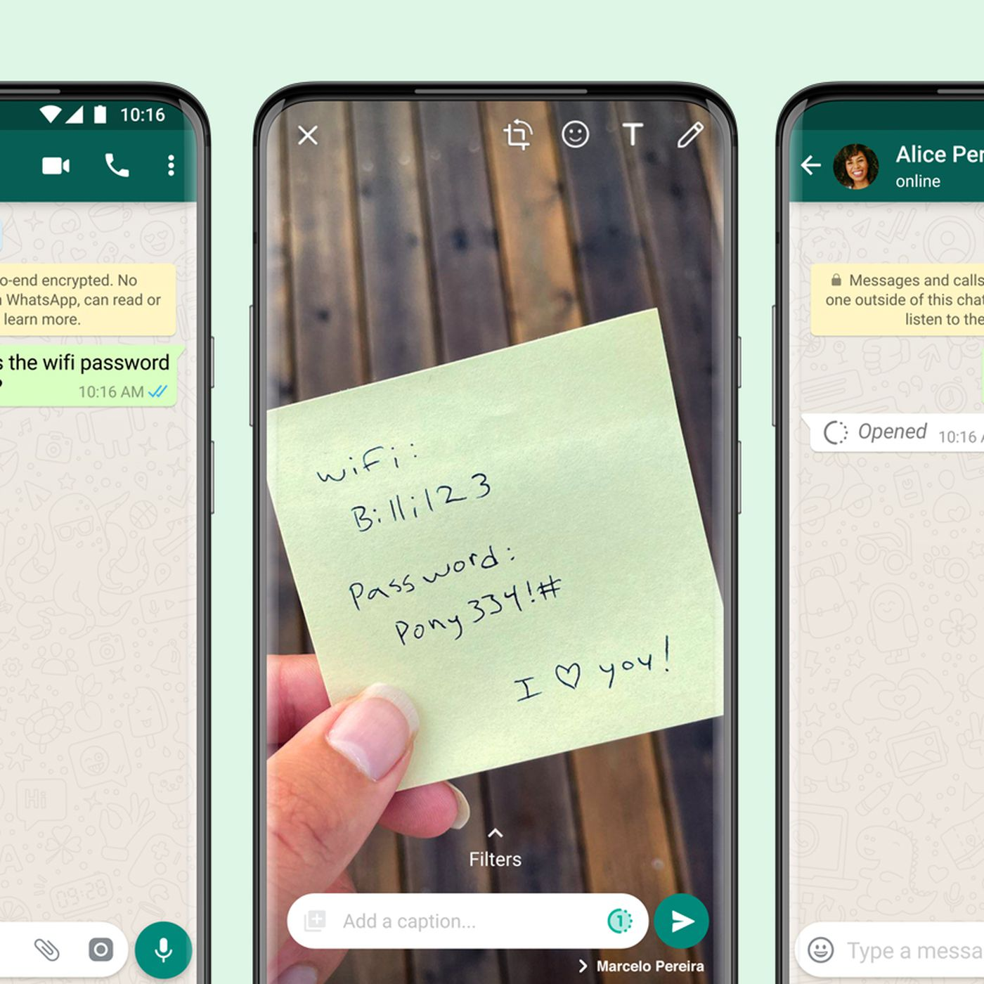 WhatsApp launches its 'View Once' disappearing photos and videos - The Verge