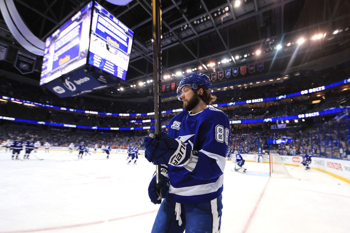 a deep dive into the 2018-19 tampa bay lightning regular season