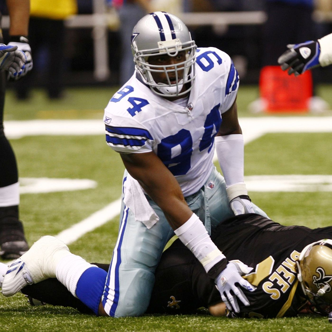 Cowboys  2009 Upset of the Saints Should Serve as a Warning - Canal Street  Chronicles 2aed15de1