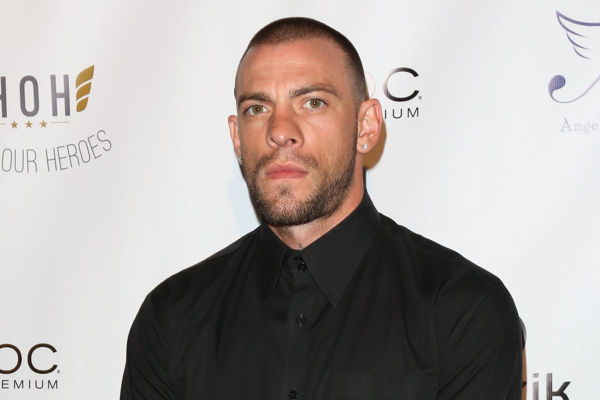 MMA Fighter Joe Schilling attends the annual NCLUSIVE kick off party at Le Jardin on July 11, 2016 in Hollywood, California.