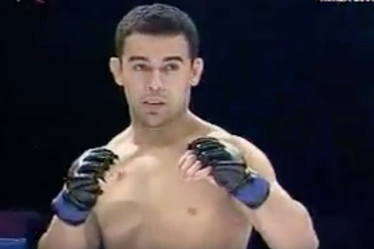 Fight Archives Marcelo Garcia vs Dae Won Kim Bloody Elbow