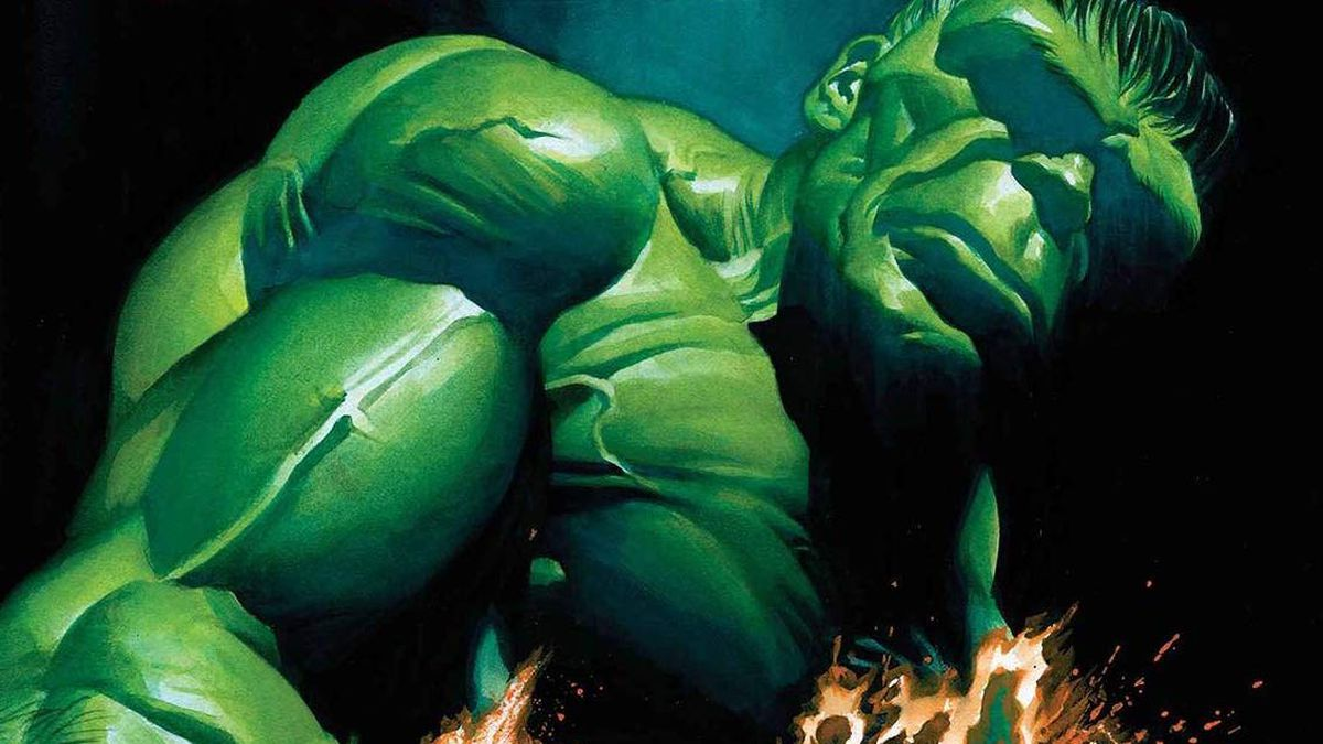 immortal hulk crushes the frickin world