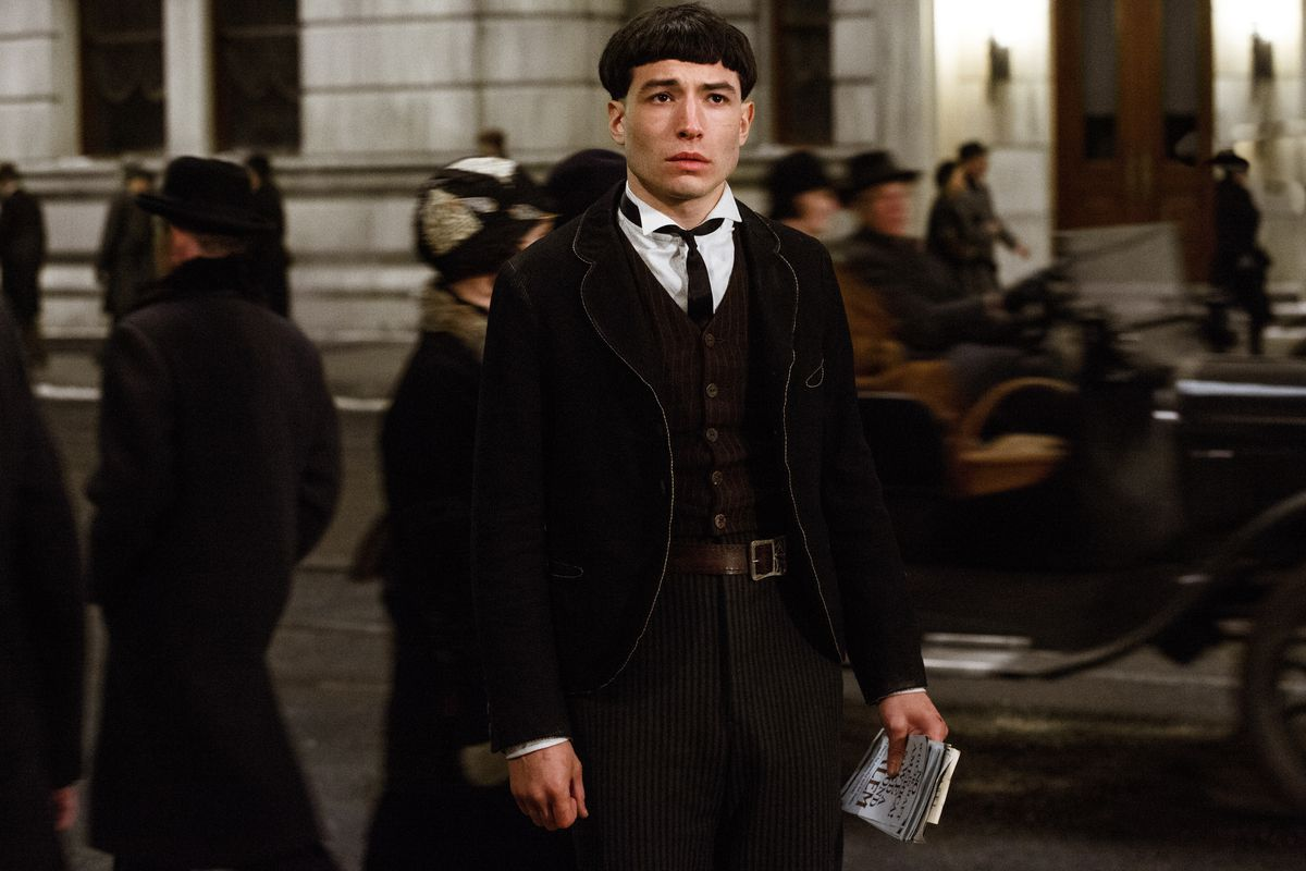 To tie up the loose strings of Fantastic Beasts, you have to