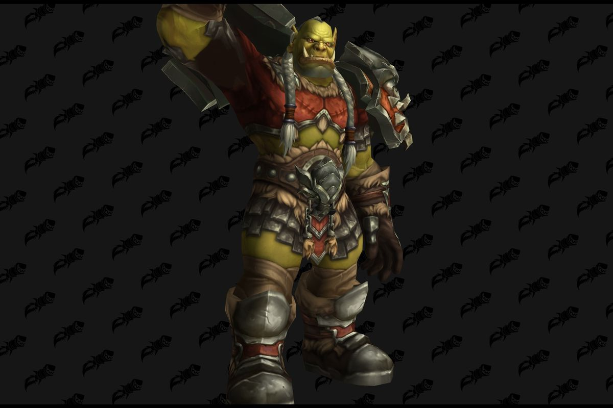 Upright Orcs Are Coming To World Of Warcraft Polygon