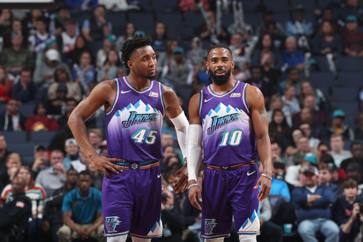 Utah Jazz v Memphis Grizzlies
