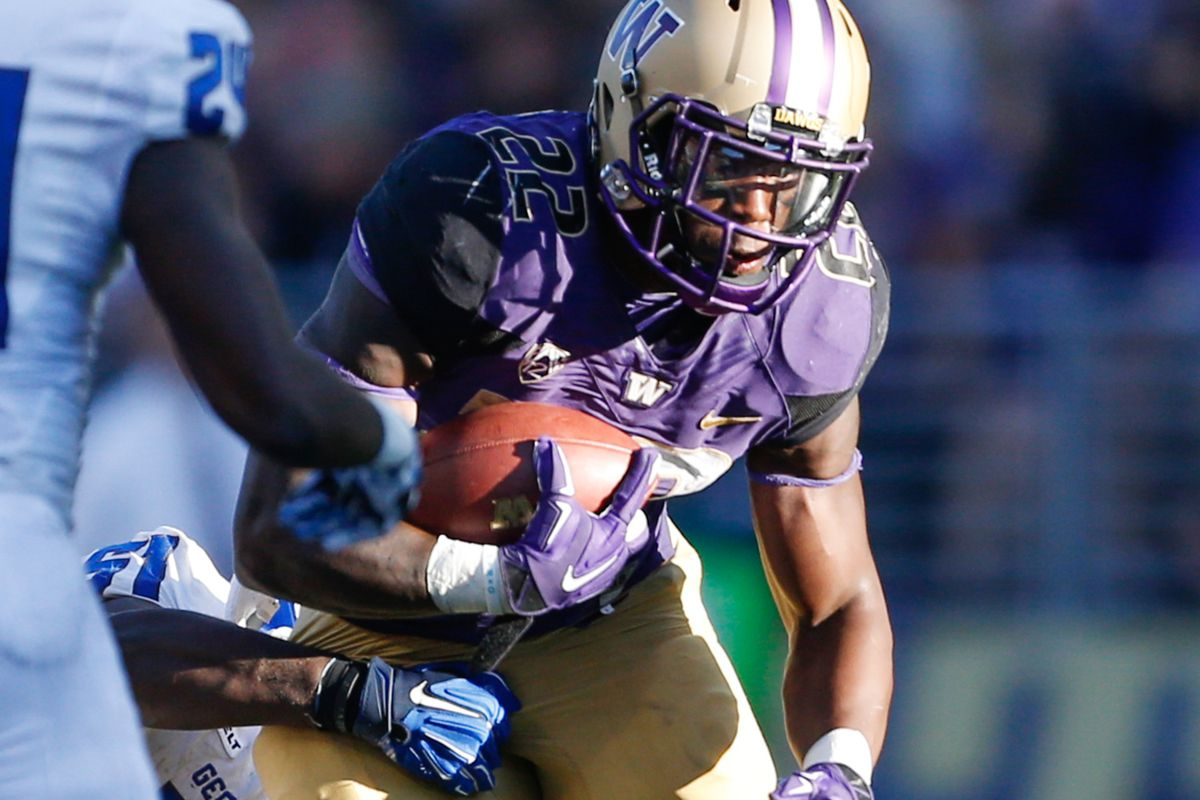 Is Lavon Coleman the most disappointing Dawg of 2014?