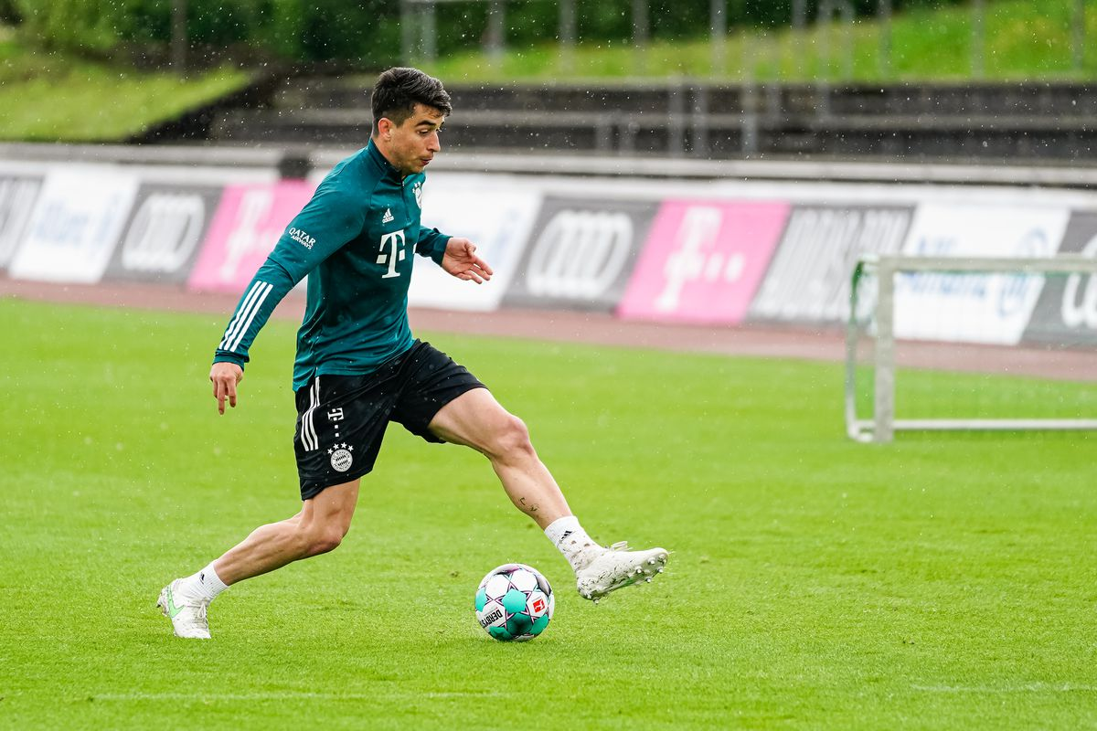 FC Bayern Muenchen Training Session