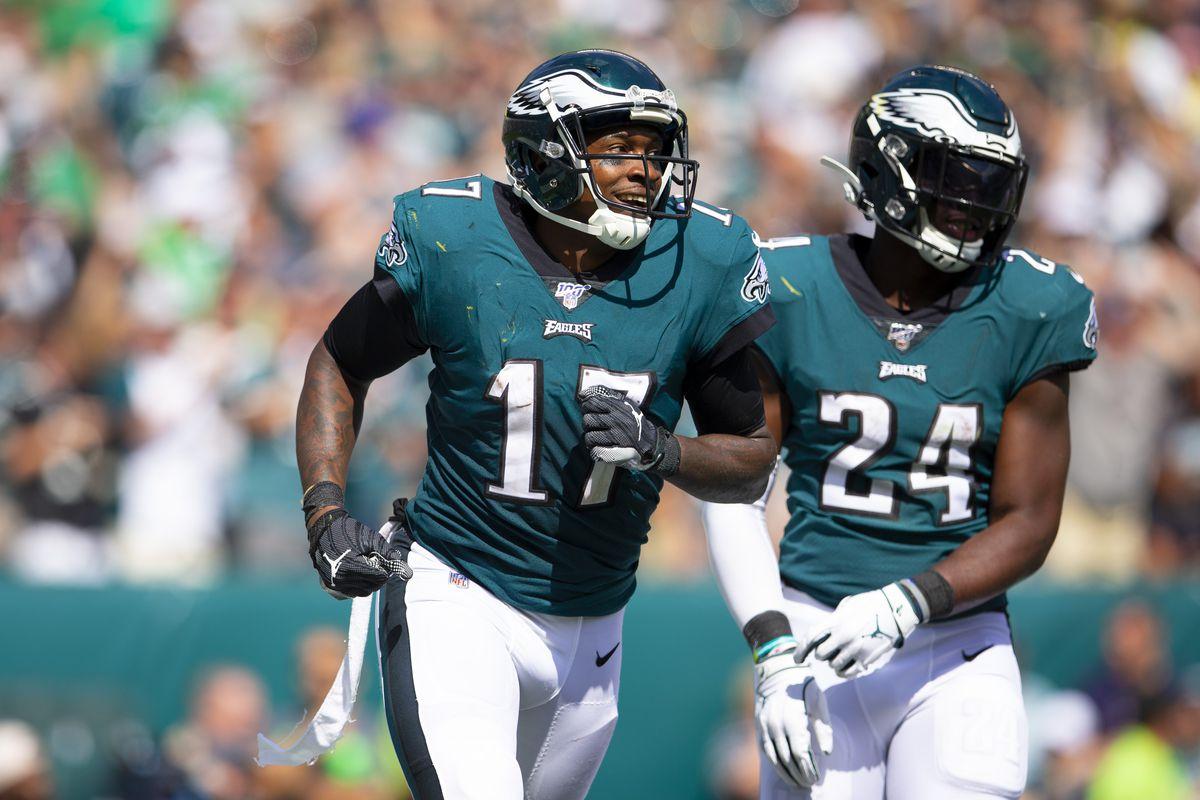 Eagles vs. Patriots Final Injury Report: Alshon Jeffery out, Jordan Howard questionable