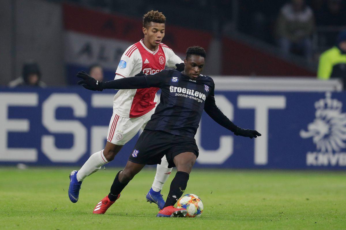 Ajax v SC Heerenveen - Dutch KNVB Beker