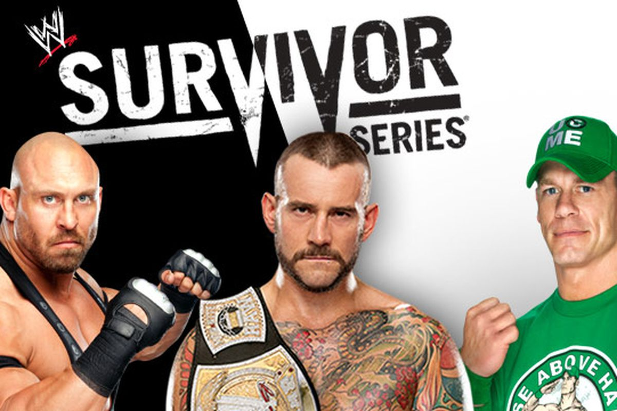 WWE Survivor Series 2012 - Raport