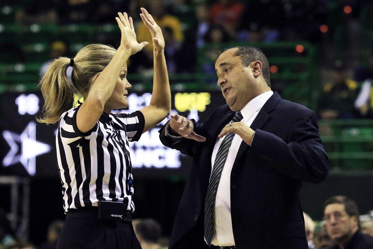 NCAA Womens Basketball: South Florida at Baylor