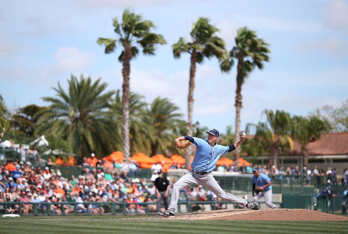Tampa Bay Rays v Baltimore Orioles