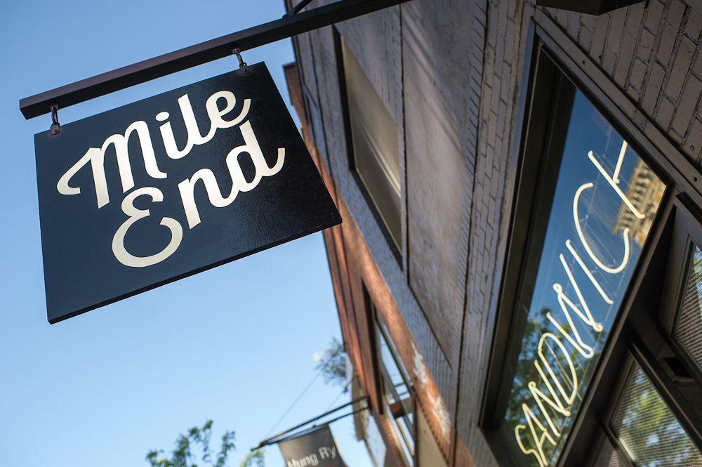 mile end noho