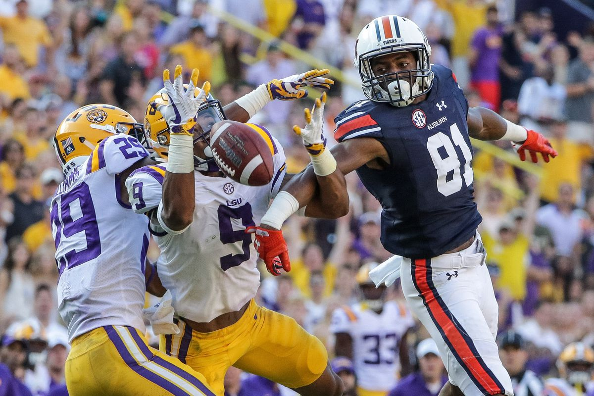 2018 Sec Unit Rankings Defensive Backs And The Valley Shook