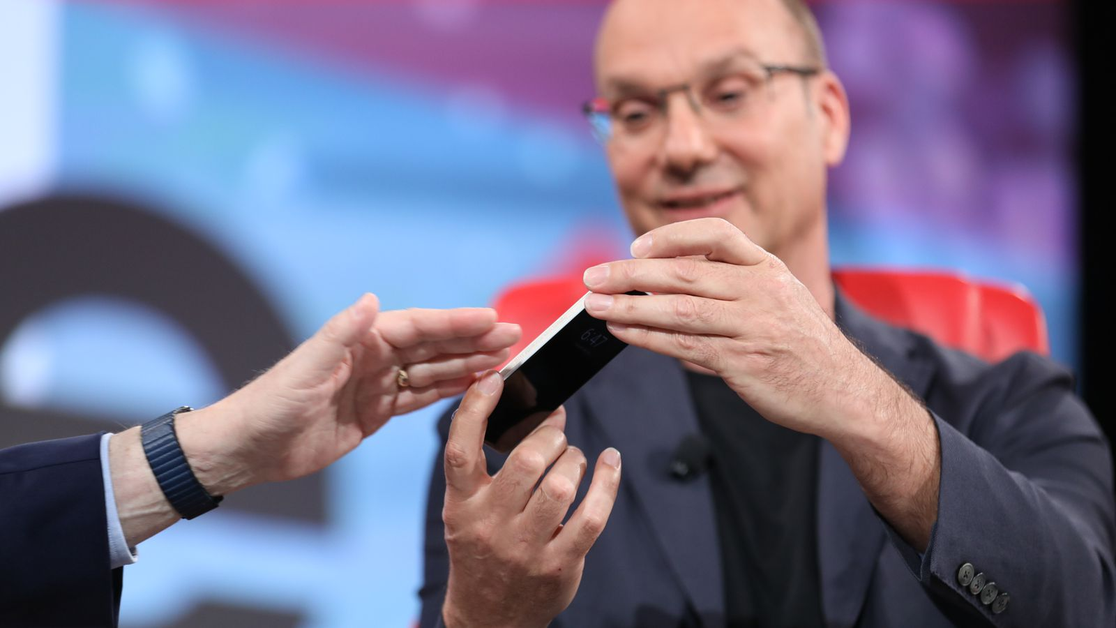 Andy Rubin Says Essential's Ambient OS will Be Open Source, Just like Android