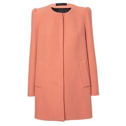 "<b>Zara</b> Coat, <a href=""http://www.zara.com/webapp/wcs/stores/servlet/product/us/en/zara-nam-S2013/367501/1088539/COAT+WITH+GATHERING+ON+THE+SHOULDER"">$159</a>"