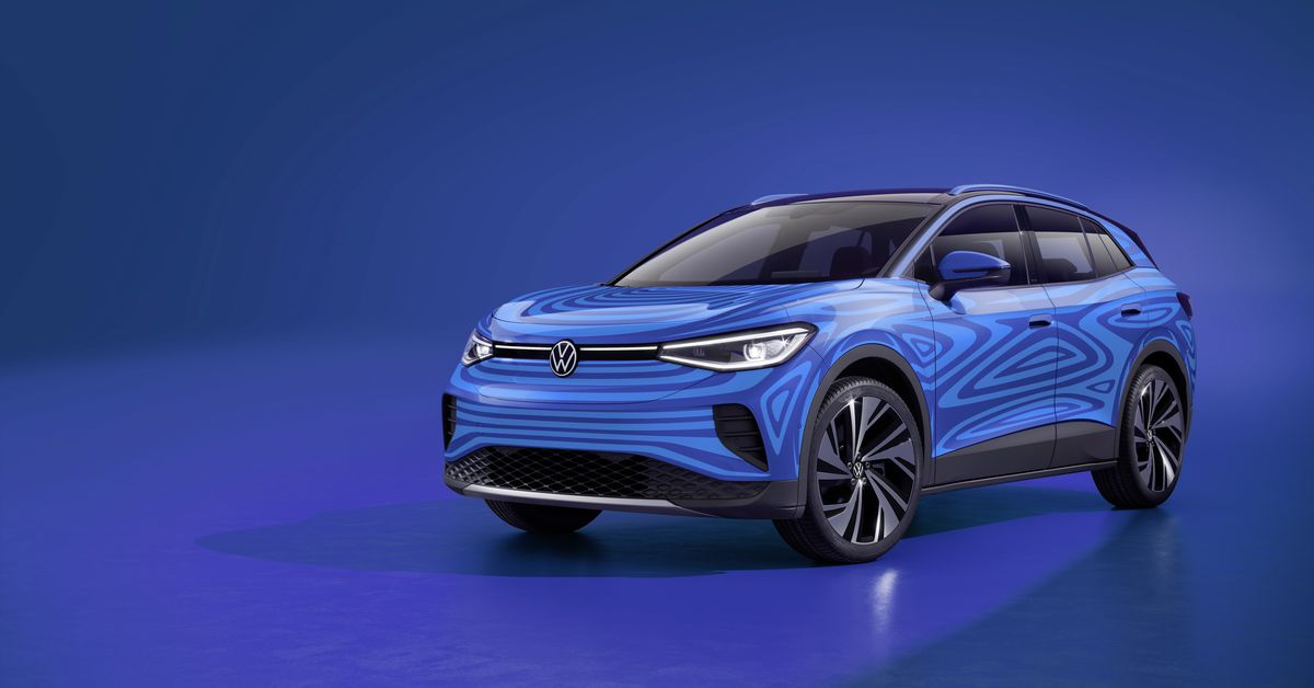 Volkswagen ditches awful ID Crozz name for its forthcoming electric compact SUV