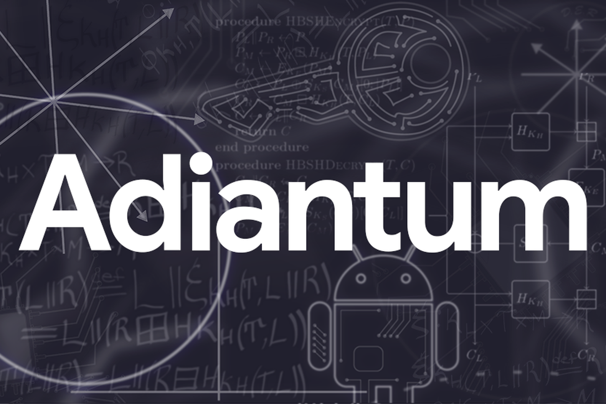 Google wants to bring encryption to all with Adiantum - The Verge