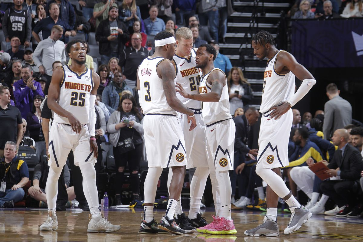 Stat of the Week: Bench problems have started to surface