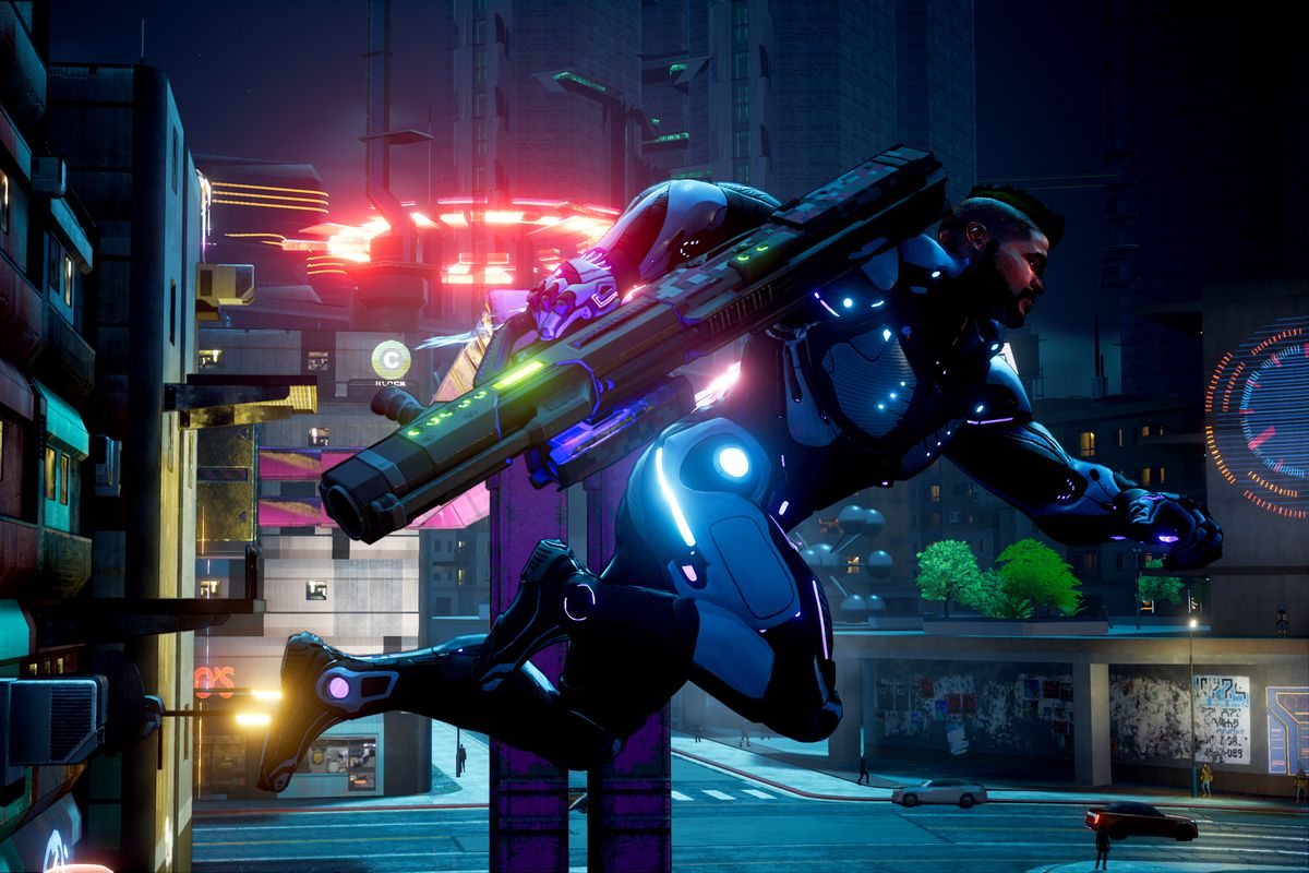 Crackdown 3 Delayed into 2018