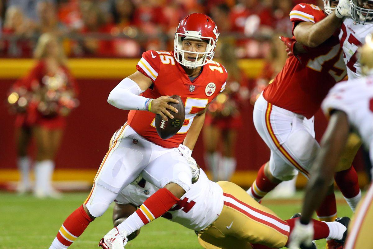 NFL: San Francisco 49ers at Kansas City Chiefs