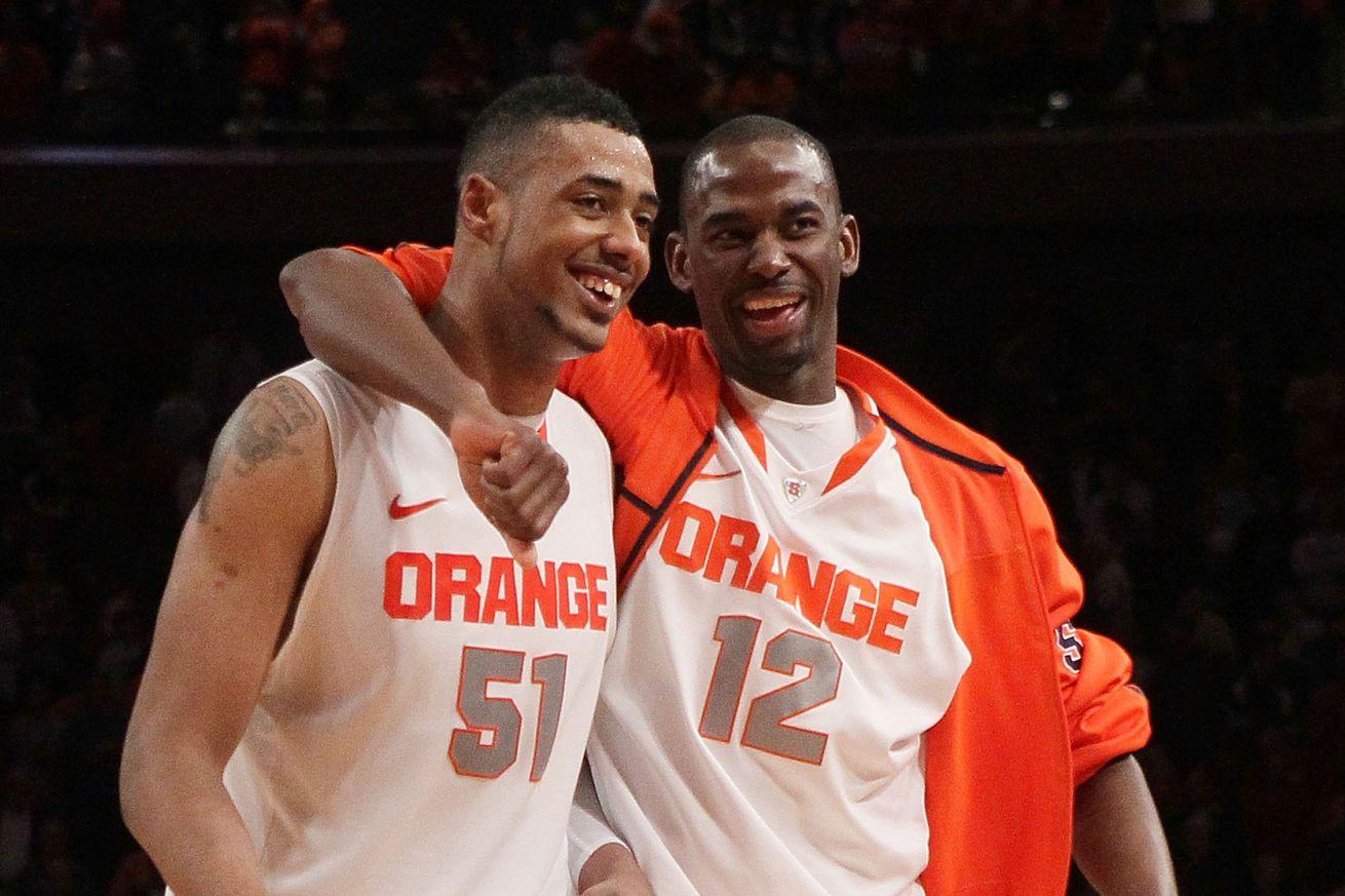 Big East Basketball Tournament - Syracuse v UCONN