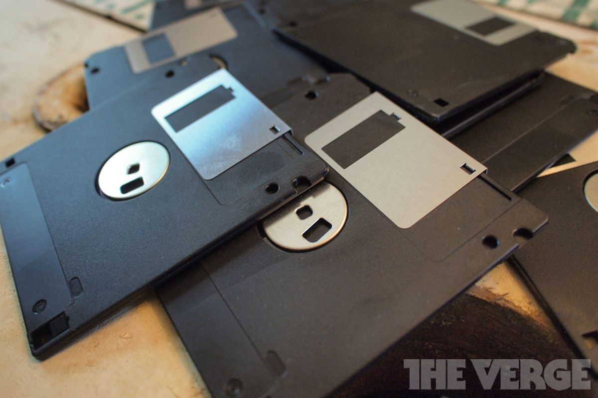 Why is this floppy disk joke still haunting the internet