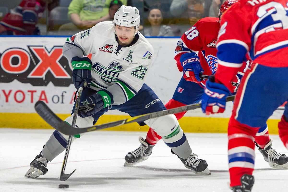 The Seattle Thunderbirds Have Punched Their Ticket To The Playoffs