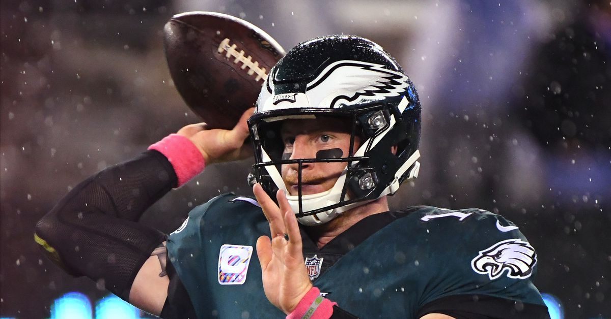 Eagles vs. Giants weather report: Rain is on the way