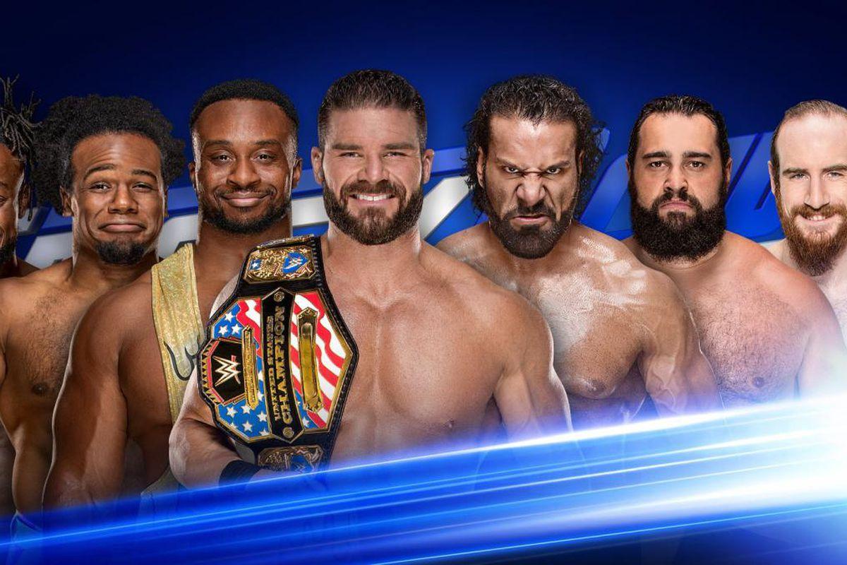 WWE SmackDown LIVE: 23.01.2018